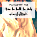 Tawheed for kids   How to talk to kids about Allah