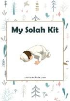 My Solah Kit