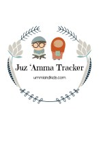 Juz Amma tracker
