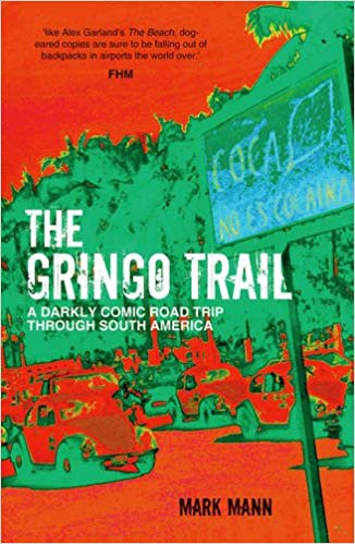 The Gringo Trail book cover