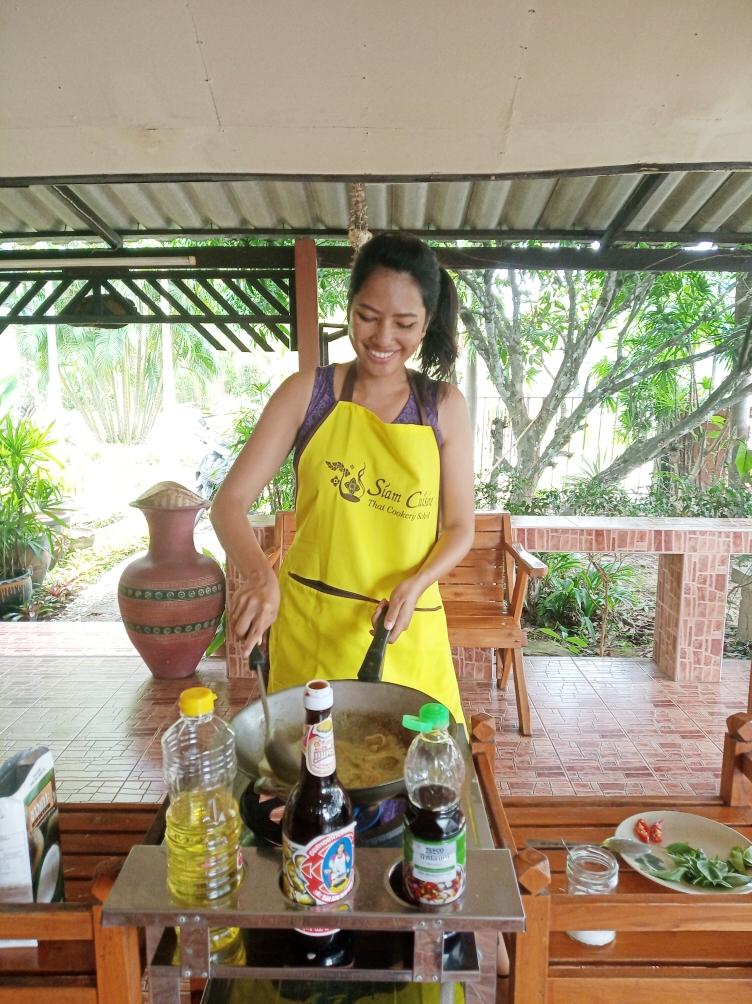 Cooking class Krabi