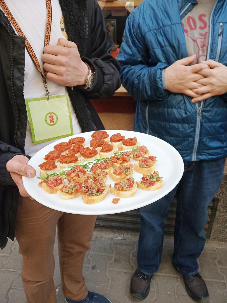 Balkan Bites Free Food Tour Sofia Bulgaria | Ummi Goes Where?
