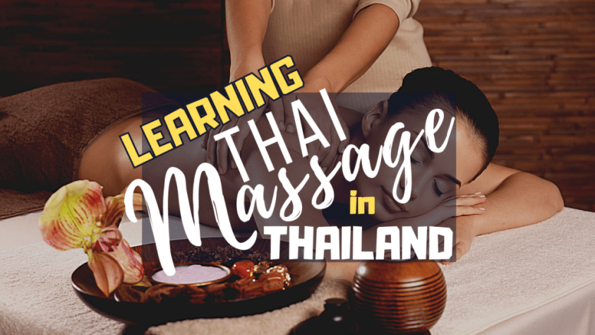 Learning Thai Massage in Thailand | Ummi Goes Where?
