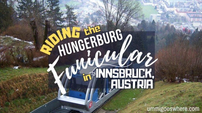 Funicular Innsbruck