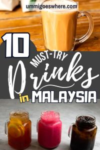 10 Must-Try Malaysian Drinks