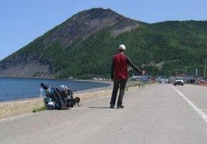Hitchhiking in Canada