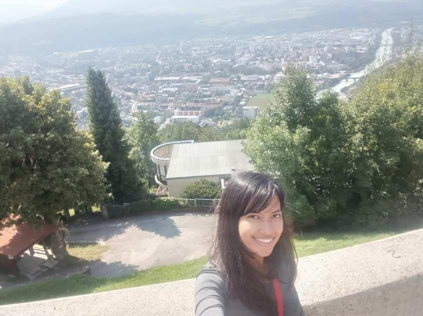Hungerburg Innsbruck Austria