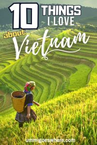 10 Things I Love About Vietnam