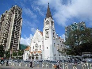 St Joseph Cathedral, Dar es Salaam.