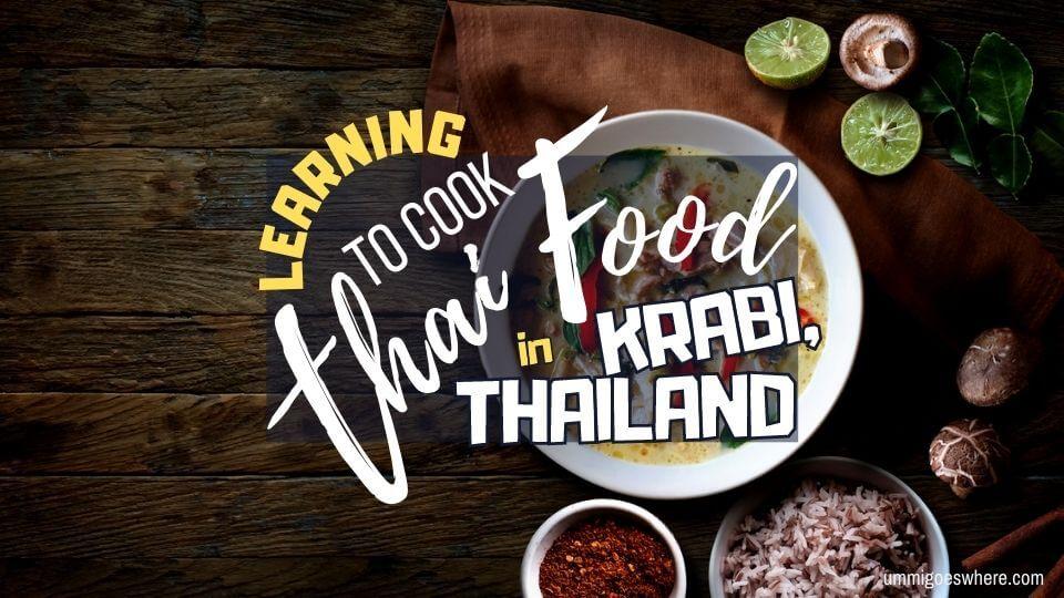 Siam Cuisine Thai Cookery School Krabi