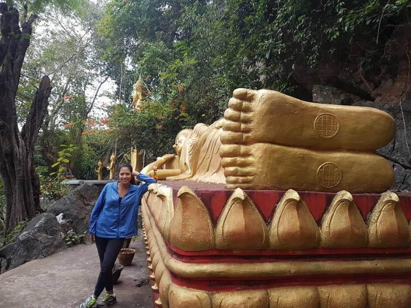 Mount Phou Si, Luang Prabang, Laos