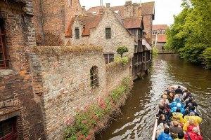 Bruges boat tour