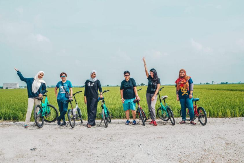 Sekinchan Road Trip | Ummi Goes Where?