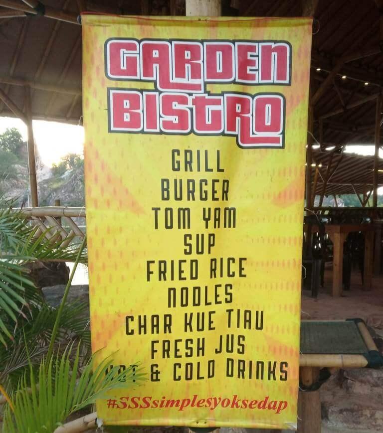 Tadom Hill Resorts Garden Bistro