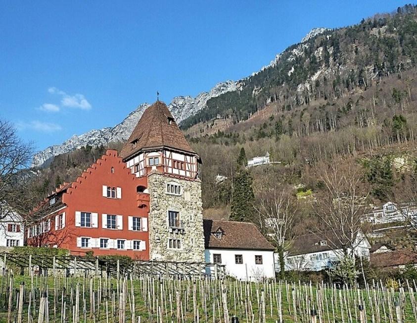 The Red House Liechtenstein