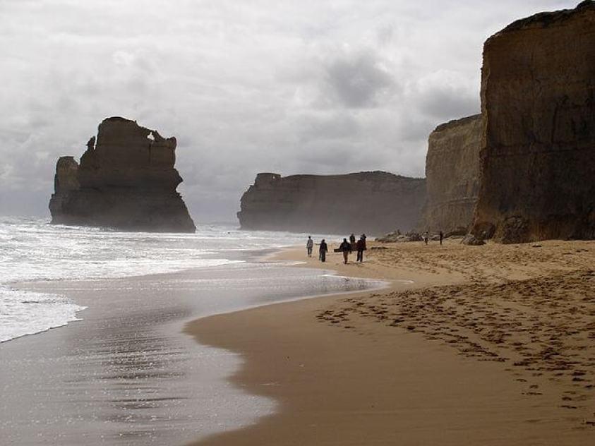 Gibson Steps Great Ocean Road Australia