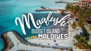 Maafushi Island Maldives on a Budget
