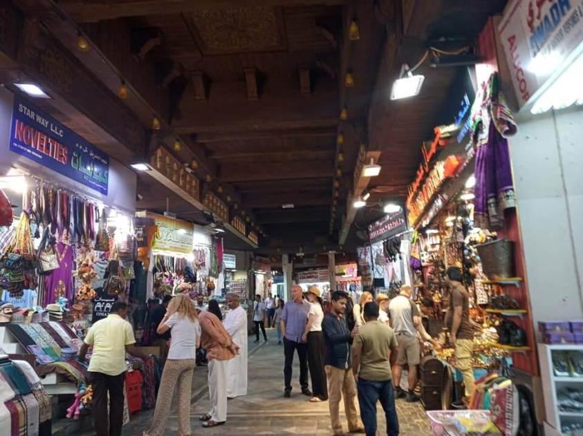 Mutrah Souk Muscat Oman | Ummi Goes Where?