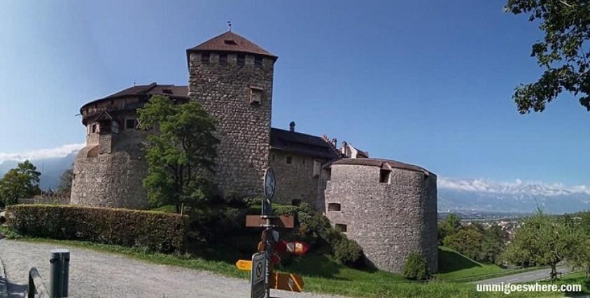 Schloss Vaduz Castle | Ummi Goes Where?
