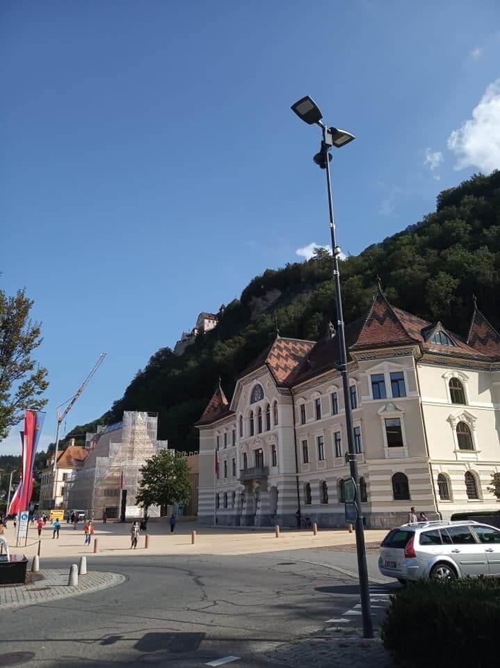 Liechtenstein Parliament Building
