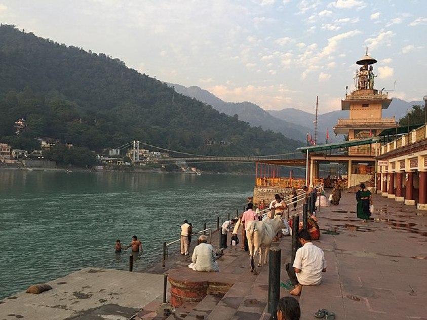 Ganges River, Rishikesh India