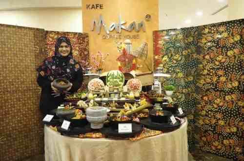 buffet ramadhan di Hotel Royal Kuala Lumpur.