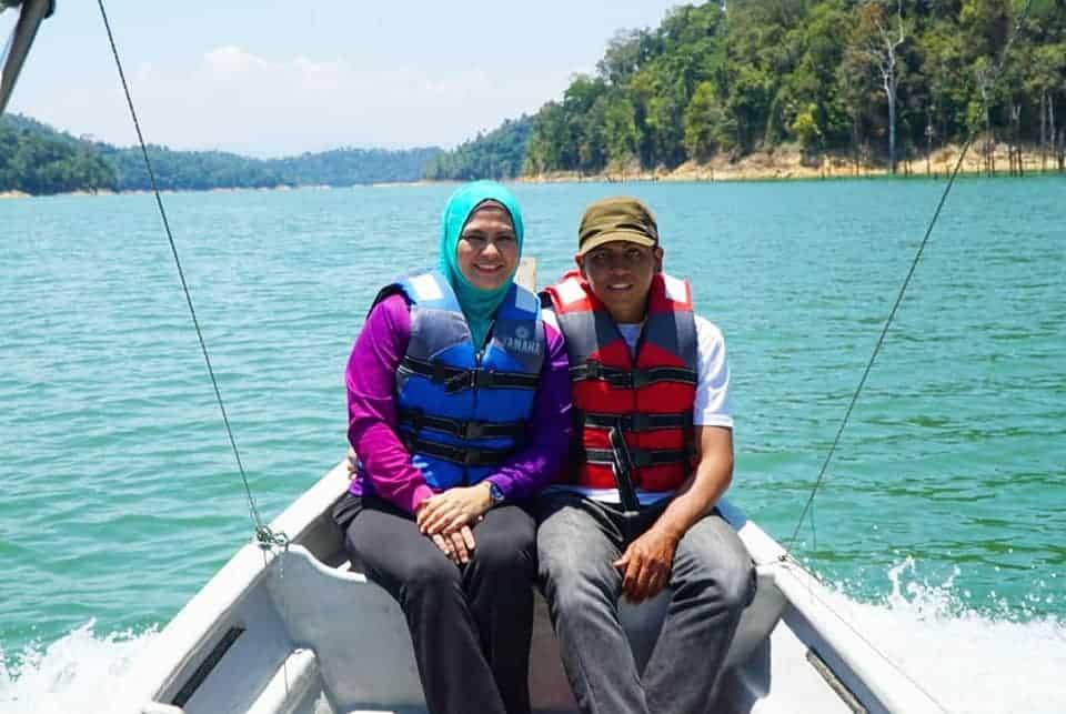 Tasik Banding Royal Belum Perak
