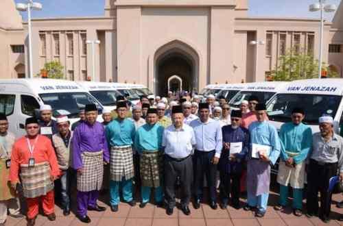 Zakat Selangor Agih Pendapatan 2019