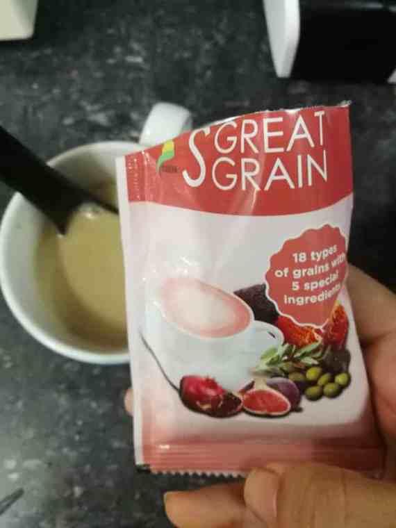 kurus di bulan puasa dengan sehari satu sachet surya s great grain