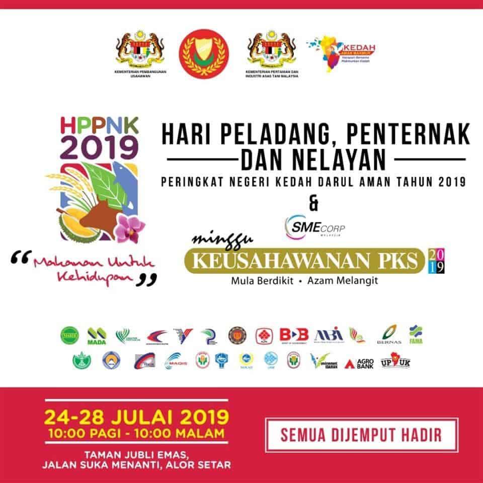 Minggu Keusahawanan Dan PKS 2019 KEDAH