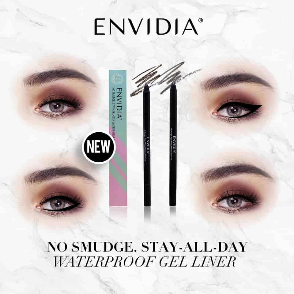 TIPS MAKE UP SIMPLE BY ENVIDIA