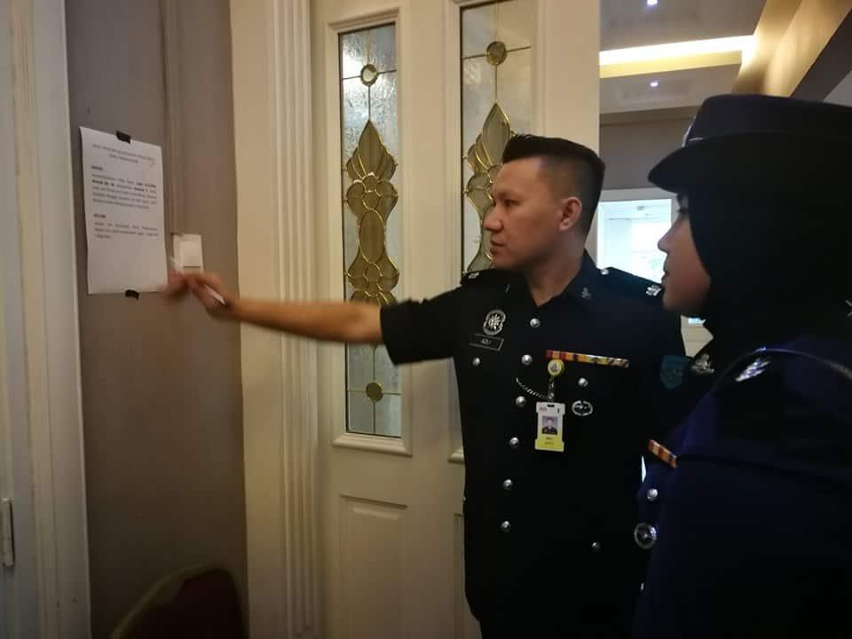 Interview kenaikkan pangkat ASP