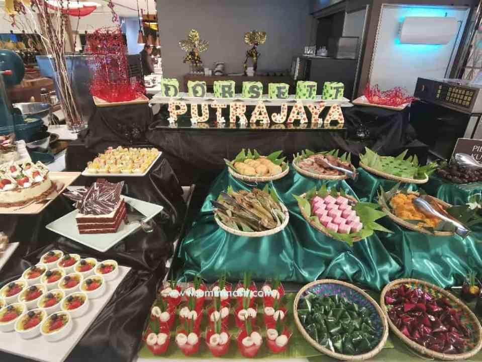 Dorsett Putrajaya Buffet Ramadhan 2020