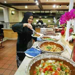 buffet ramadhan di Dorsett Grand Subang