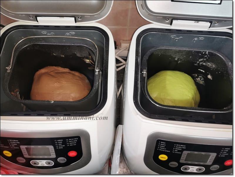 bread maker untuk newbies