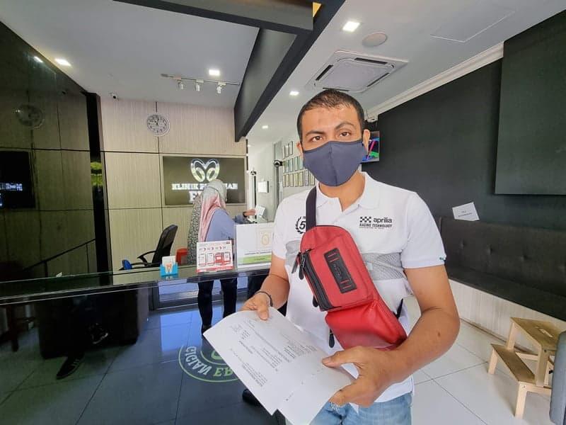 Operasi Klinik Gigi Semasa Pkp