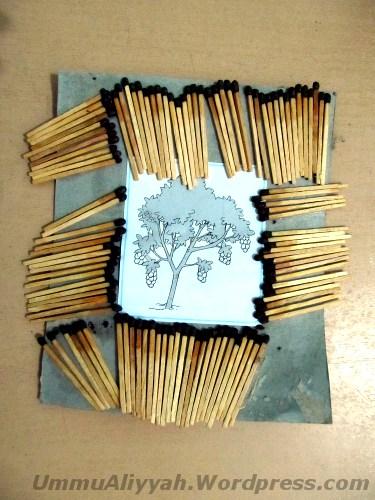 Cara Membuat Rumah Dari Korek Api : membuat, rumah, korek, Contoh, Gambar, Kolase, Korek, Terbaru, Kumpulan