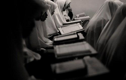 Mengindahkan Bacaan Al-Qur'an