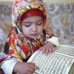 AGAR ANAK CINTA DENGAN AL-QUR'AN