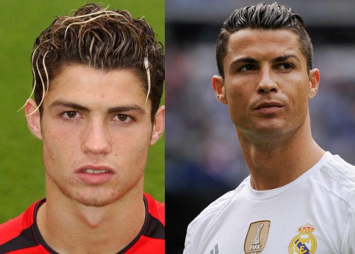 Ronaldo, cel mai mare fan al lui Raica din Cibeles (vezi video)