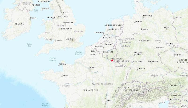ASF Belgium map 1