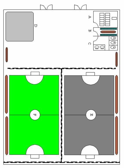 Ukuran Lapangan Futsal Biasa : ukuran, lapangan, futsal, biasa, BUSINESS, LAPANGAN, FUTSAL, TALAUD, INTELECTUAL