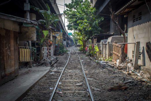 Klong Toey Slum