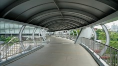 Sky Walk Sathorn a location in Thailand for video production