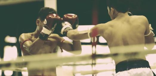 atheletes boxing