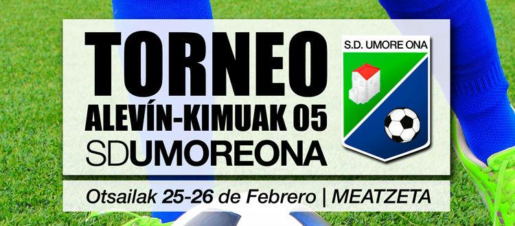 torneo alevín 2005