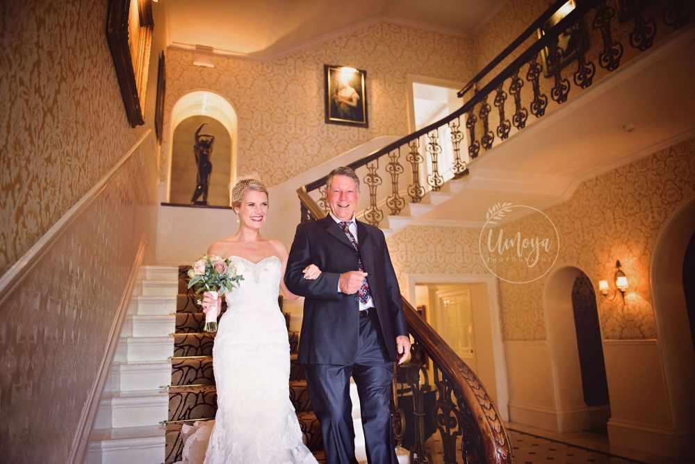Sussex Wedding Photographer at the Petersham Hotel