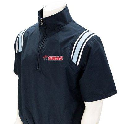 NCAA Half Sleeve Pullover Jacket