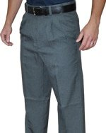 Smitty Pleated Plate Expander Waistband Style Pants (Baseball)