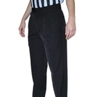 Smitty Women's Polyester Pleated Front Pants